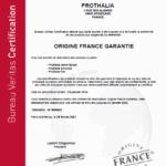 Aperçu certificat OFG 2021